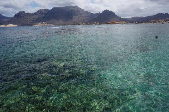 Baia das Gatas S.Vicente Cabo Verde