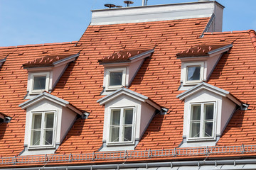 converted penthouses with dormers