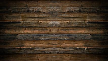 old brown rustic dark wooden texture - wood background