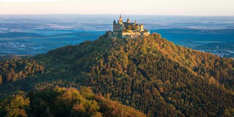 Burg Hohenzollern, Baden-Württemberg, Deutschland