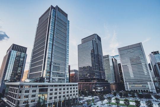 オフィスビル・東京