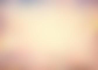 Beige smoky old texture blur. Sandy abstract vignette background. Vintage card illustration.