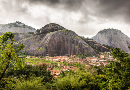 Idanre Hills, Nigeria