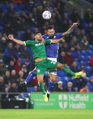 2019 Championship Football Cardiff v Sheff Wed Oct 18th