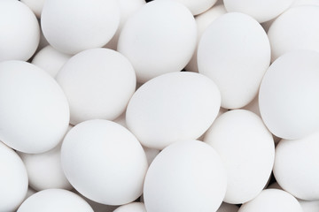 Background image of some white eggs