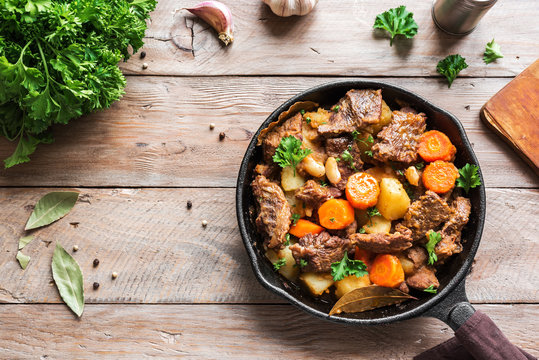 Meat and Vegetables Stew