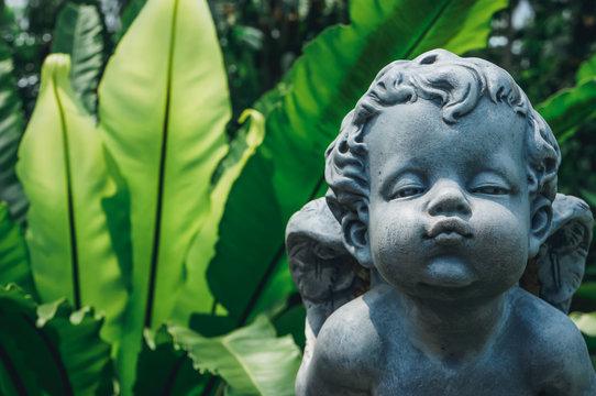 ancient, angel, antique, art, background, beautiful, beauty, celebration, cemetery, cherub, child, cupid, cute, day, decor, decoration, design, face, figure, figurine, fountain, garden, green, hand, h