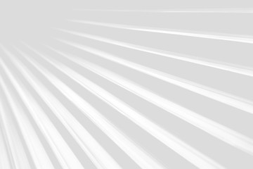 Abstract geometric white and gray color background  with Lines.