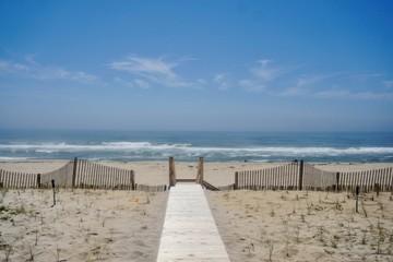 Hamptons Beach Pathway