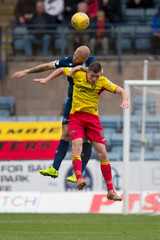 2019 Scottish Championship Football Dundee FC v Partick Thistle Oct 19th