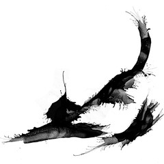 Abstract Cat design