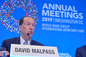 IMF and World Bank hold Fall Meetings in Washington