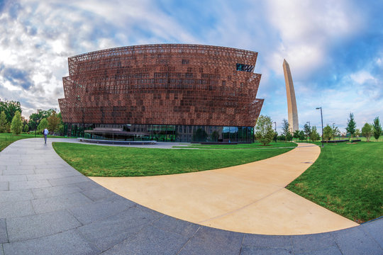 New National Museum of African American History and Culture in DC