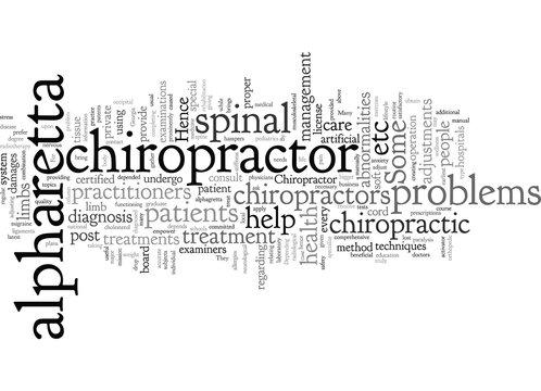 chiropractor alpharetta ga
