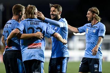 2019 A League Football Sydney v Wellington Oct 20th