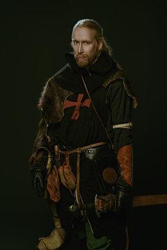 knight templar portrait