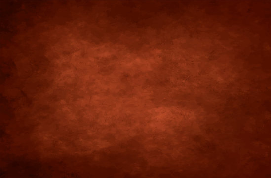 Brown cloudy grunge vector background