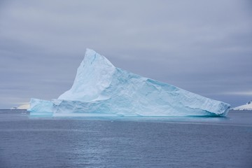 Photo sur Aluminium Antarctique iceberg antarctique