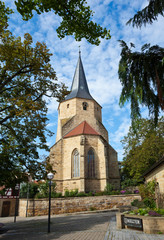 Kirche in Tamm, Baden-Württemberg
