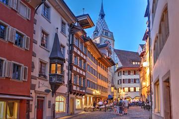 Zug oldtown, Switzerland