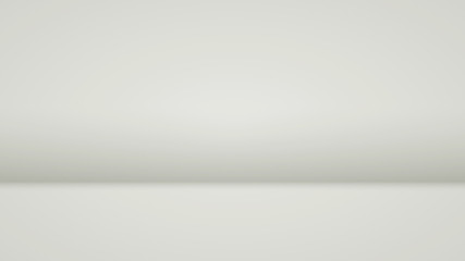 White empty photo studio room abstract background