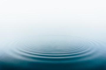Ripple on water body