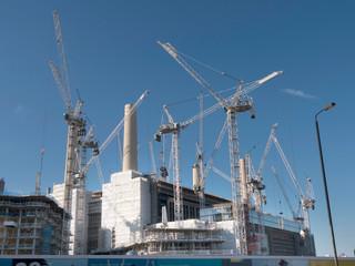 UK, england, London, Battersea Power Station