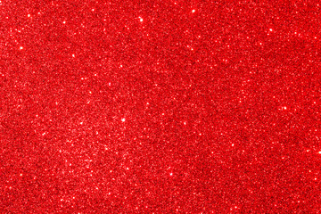 Red Glitter Texture Abstract Background, for any celebration, christmas, new year, birthday,...