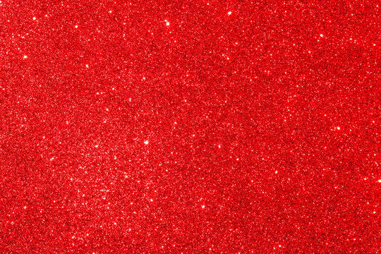 Red Glitter Texture Abstract Background, for any celebration, christmas, new year, birthday, valentin's day...
