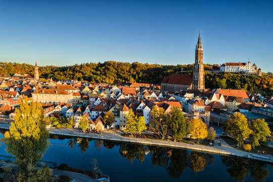 Landshut Stadtbild