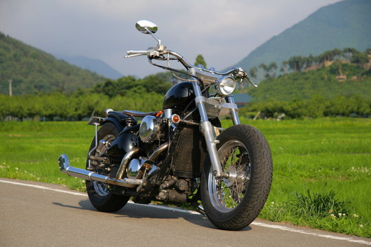 バイク ツーリング 旅行