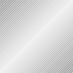 Wall Mural - Abstract Black Diagonal Striped Background .  straight lines texture
