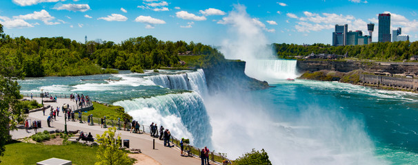 Printed roller blinds Waterfalls Niagara Falls