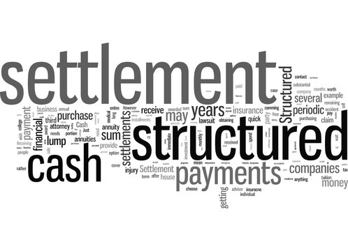 How To Get Quick Cash for Your Structured Settlement