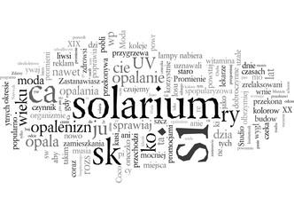 Obraz eurosun lampy do solarium - fototapety do salonu