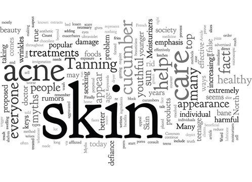 Common Skin Care Myths
