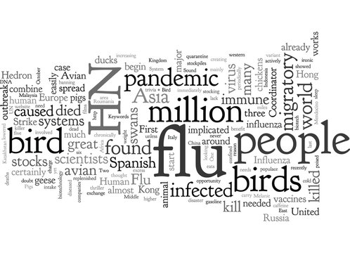 Bird Flu Is In The US