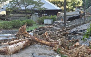 災害 災害地 被災 地震 水害 台風