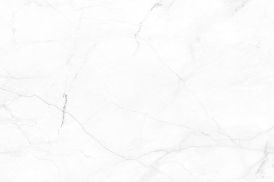 Abstract white marble texture background with detail for design art work.