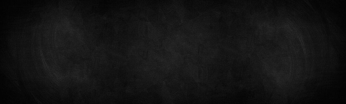 Chalkboard texture background. blackboard wall backdrop wallpaper, dark tone.