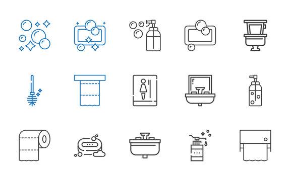 wc icons set