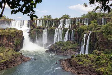 Cataratas de Foz do Iguaçu Wall mural