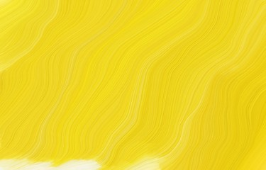 futuristic wavy motion speed lines background or backdrop with gold, moccasin and khaki colors. good for design texture