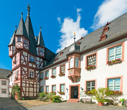 Brömserhof, Museum for Mechanical Musical Instruments, Rüdesheim, Upper Middle Rhine Valley, Hesse, Germany