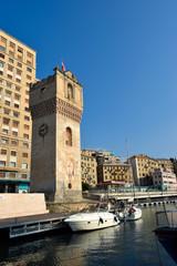 Wall Mural - Torre Leon Pancaldo - Savona
