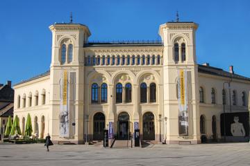 Nobel Peace Center in Oslo , Norway