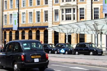 London taxi line