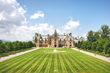 Photo sur Toile Con. Antique Asheville, Biltmore Estates