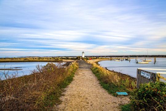 Edgartown Lighthouse Marthas Vineyard