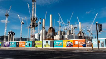 Battersea Power Station redevelopment, London